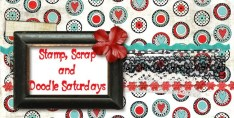 Stamp, Scrap & Doodle Saturdays