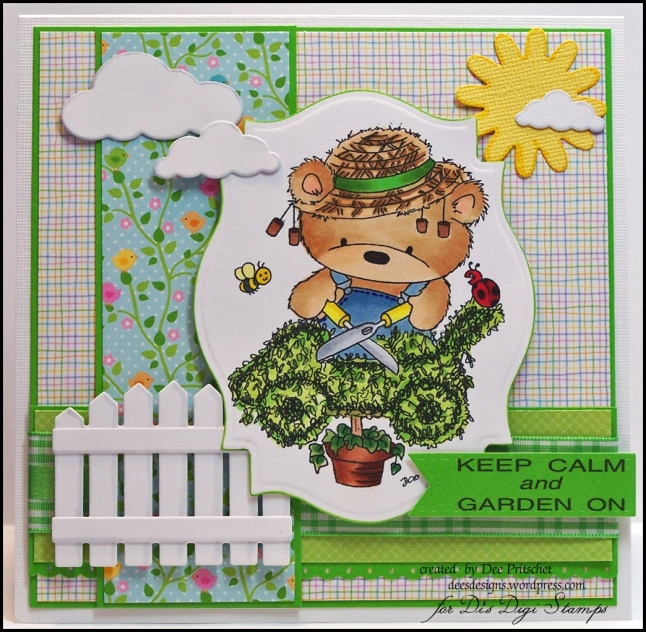 Topiary Ted WM