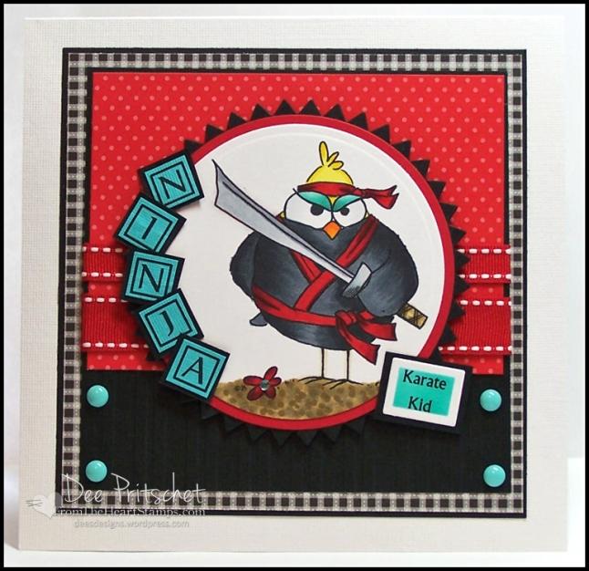 Birdbrain Ninja 3