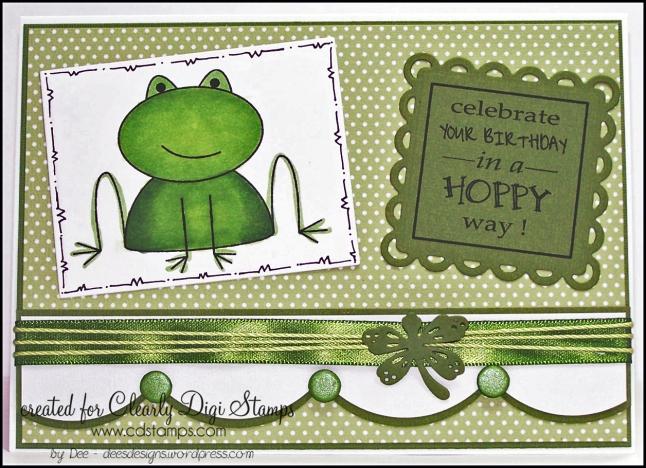 FrogDP