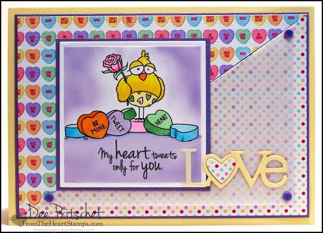 My Heart Tweets