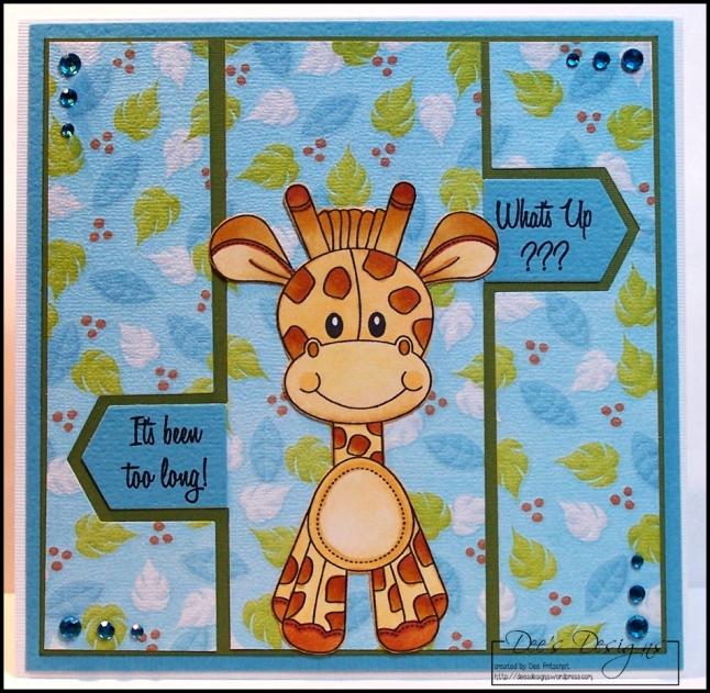 jubbly giraffe