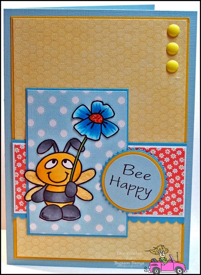 Bee Happy @