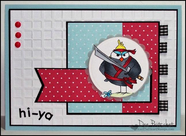Birdbrain Ninja
