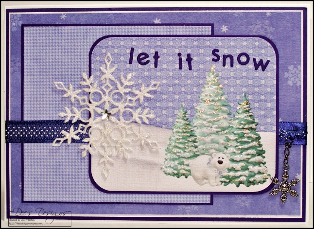 let it snow copy